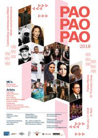 Final Line-Up Announcement for Pao Pao Pao 2018, a One-Night-Only Maori Musical Showcase