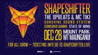 Shapeshifter announce Tauranga and Nelson shows
